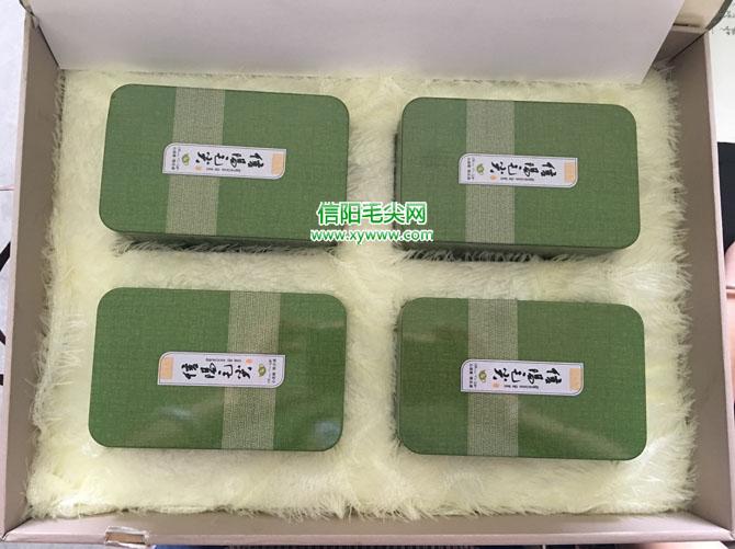 龙8娱乐网址毛尖礼盒 心造极 韵自成 LH1603